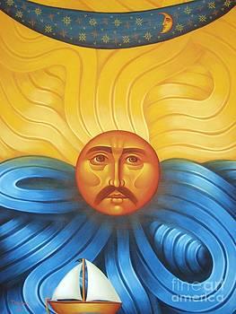 Sun by Theodoros Patrinos