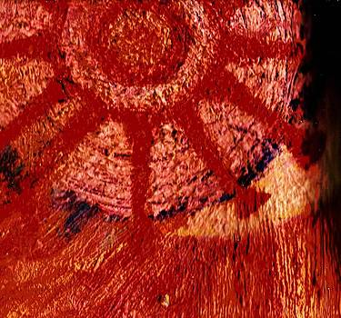 Anne-Elizabeth Whiteway - Sun Wheel Rays