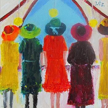 Sunday Church by Irit Bourla