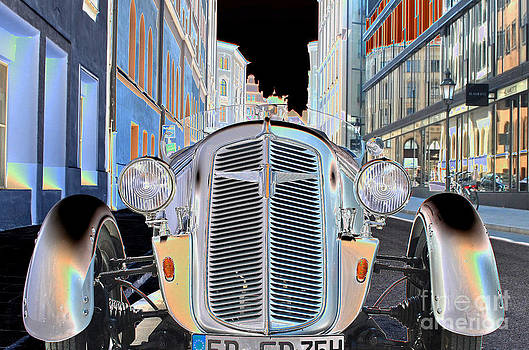 Sunday Driver by Waverley Dixon