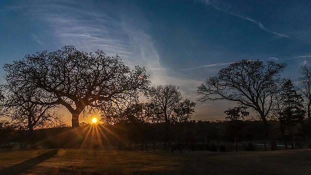 Sunday Sunrise II by Linda Dyer Kennedy
