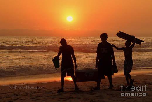 Sundown by Kip Krause
