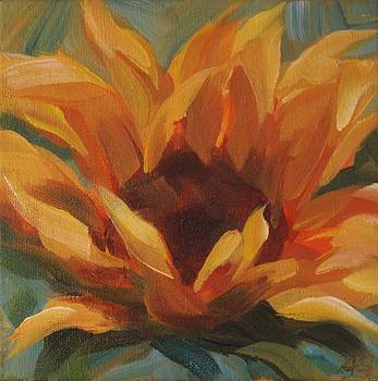 Sunflower 2 by Annie Salness