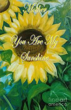 Sunflower by Aldonia Bailey