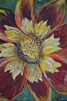 Sunflower by Debbie Baker