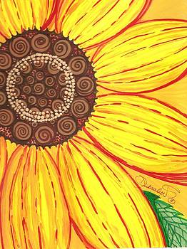 Sunflower by Debralyn Skidmore