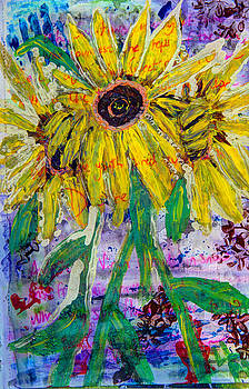 Sunflowers by Laura Lawless