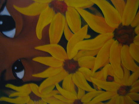 Sunflowers by Tammy Tan