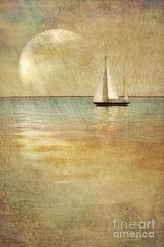Sunken Tears by Werner Manhart