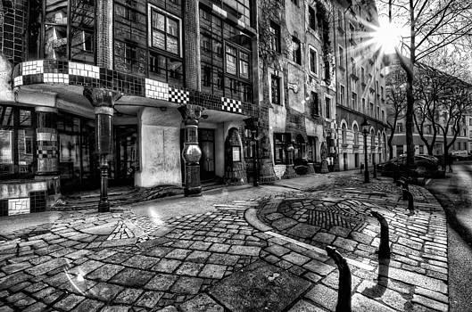 Sunlight by Oleksandr Maistrenko