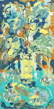 Sunny bouquet by Carole Goldman