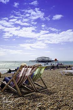 Sunny Brighton by Max CALLENDER