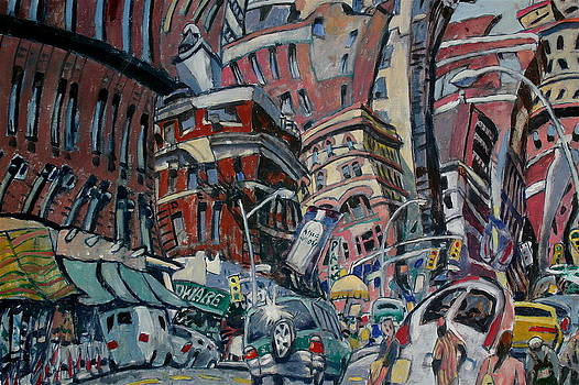 Sunny New York by Joe Jaqua