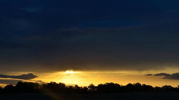 Sunrise 2 by Karen Kersey