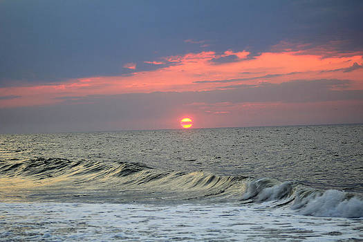 Sunrise at Ocean City by Doug Hoover