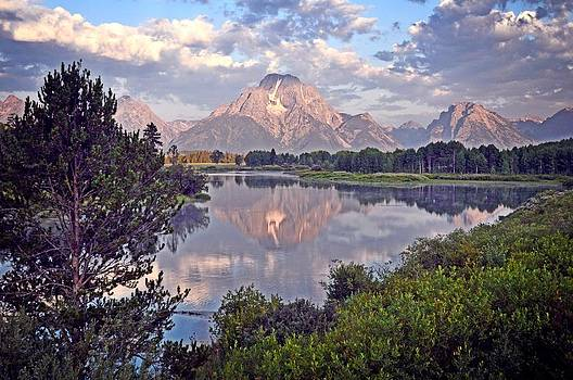 Marty Koch - Sunrise at Oxbow Bend 4