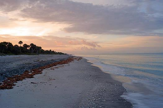 Sunrise Casperson Beach by John Myers