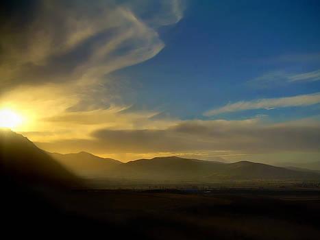 Sunrise by Farhan Raza Naqvi