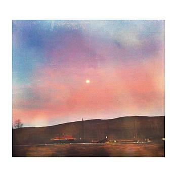 Sunrise I by Chloe Lukas