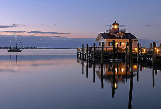 Sunrise In Manteo by Jamie Pattison