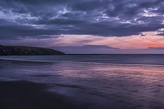 Sunrise on Filey Brigg by Glenn Hewitt