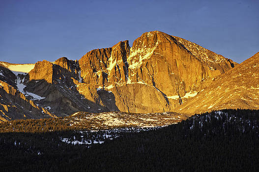 Sunrise on the Diamond by Tom Wilbert