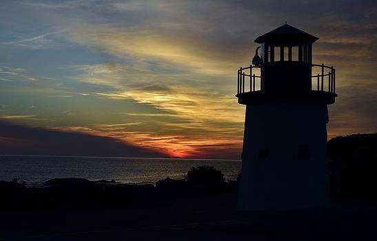 Joy Bradley - Sunrise on the Horizon