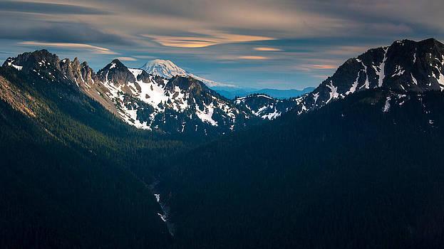 Sunrise Point by Anthony J Wright