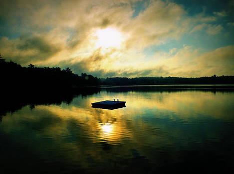 Sunrise by Slawek Sepko