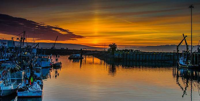 Sunrise by Stephen Smith