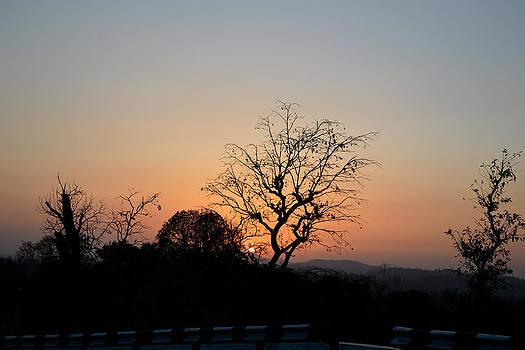 Sunset-01 by Mahendra Mithapara