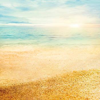 Mythja  Photography - Sunset and  fine sand