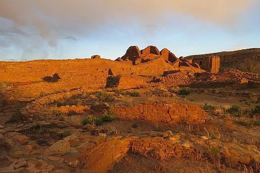 Feva  Fotos - Sunset at Pueblo del Arroyo