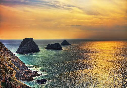 Sunset at the End of the World by Radu Razvan