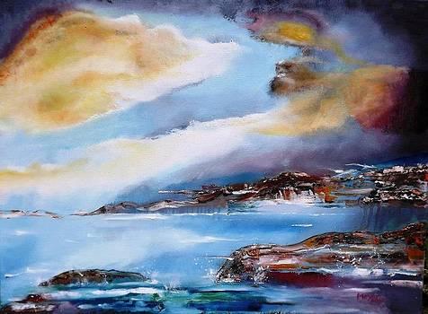 Sunset Bay by Meyer Van Rensburg