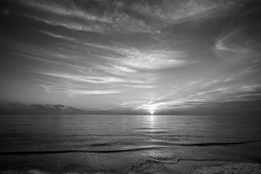 Sunset Beach by Graham Hayward