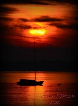 Sunset Beauty by Terri K Designs