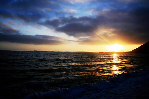 Sunset by Brooke Clark