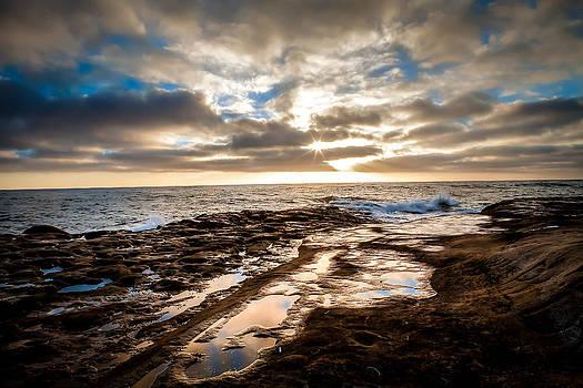 Sunset cliffs Sunset by Robbie Snider