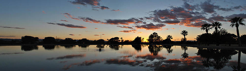 Jeff Brunton - Sunset Granada Park Pan 2