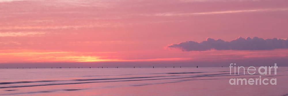 Hannes Cmarits - sunset