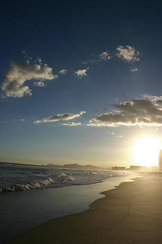 Sunset in Rio by Frederico Borges