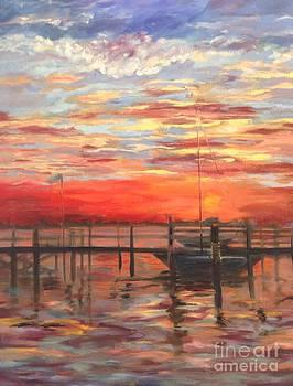 Sunset by Joanne Killian