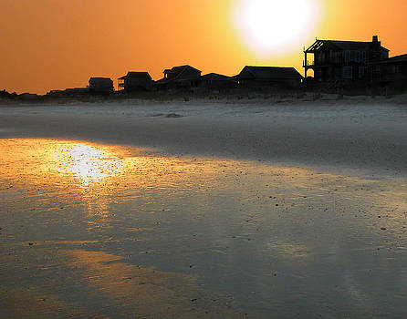 Sunset by Joseph Tese