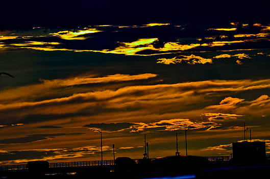 Sunset by Karen Kersey