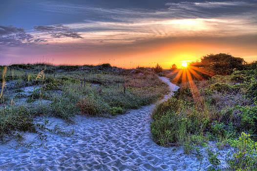 Sunset Lane by Greg Mills