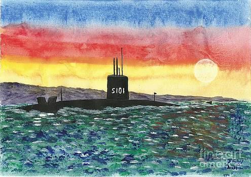 Sunset Maneuvers  by John Williams