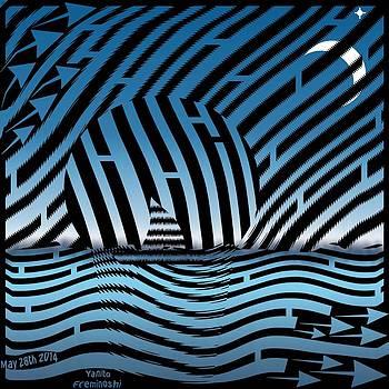 Sunset Maze by Yanito Freminoshi