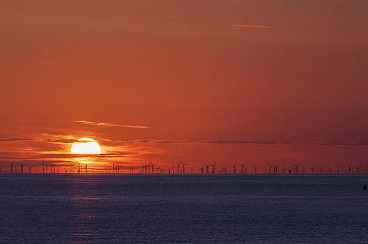 Sunset by Nick Barkworth