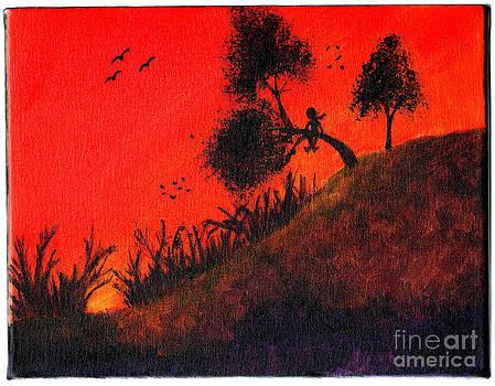 Sunset Nostalgia by Ifeanyi C Oshun